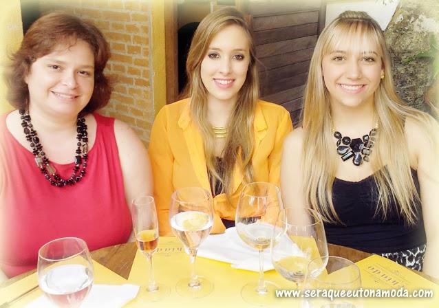 Almoço Blogueiras Gomes da Costa