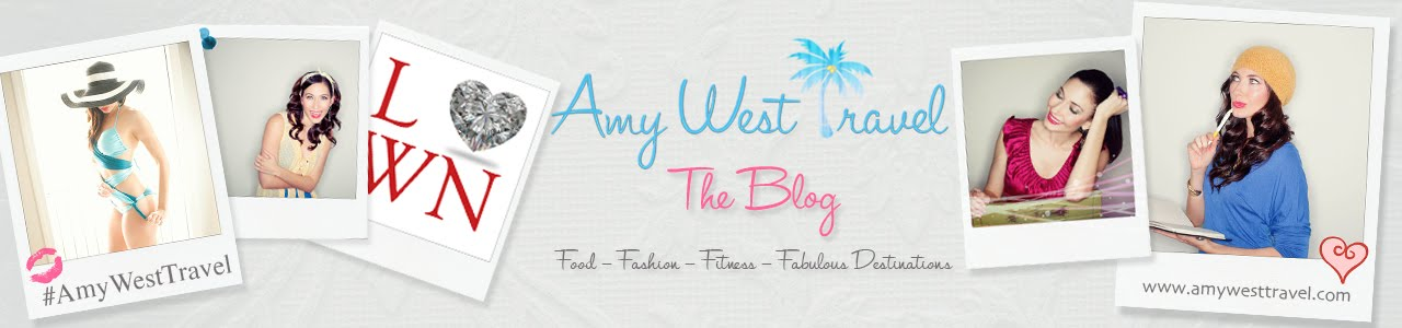 Amy West Travel Blog