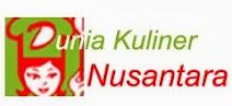Dunia Kuliner Nusantara