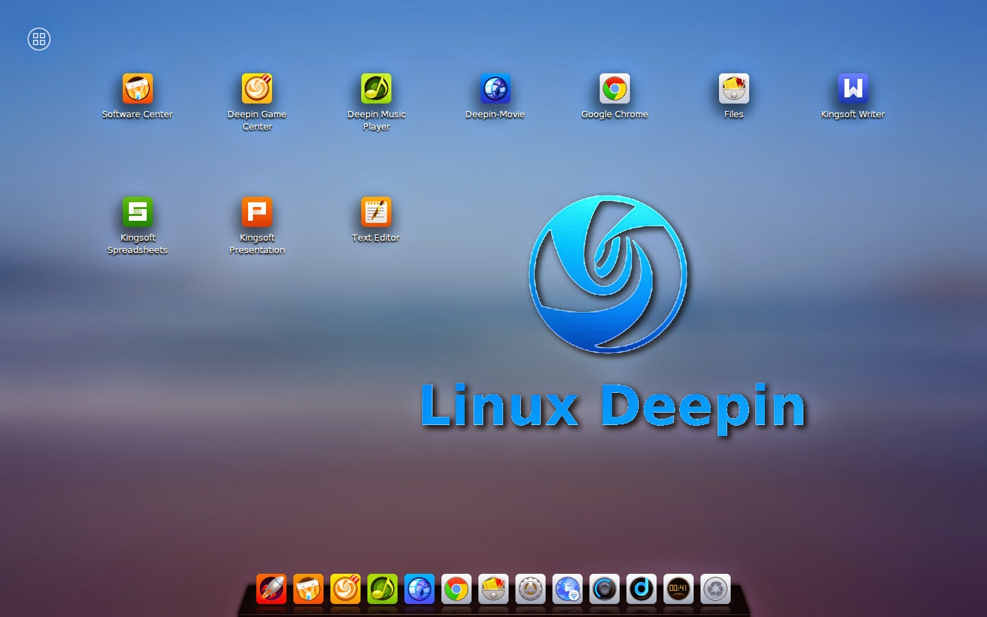 Linux Deepin 2014 Review