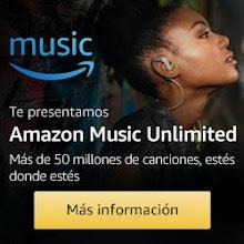 Vols provar Amazon Music Unlimited?