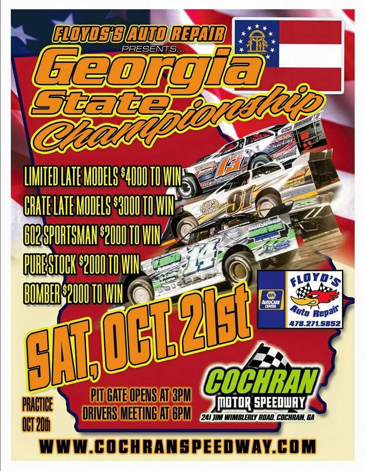 Cochran Motor Speedway