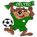 Celtic FC - navijač download besplatne pozadine slike za mobitele