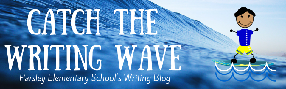 Catch the Writing Wave