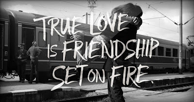 Love is Fire Quotes and Sayings