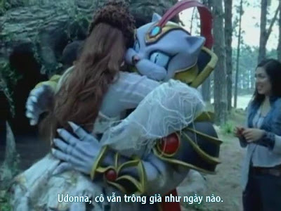 Power Rangers Mystic Force Vietsub