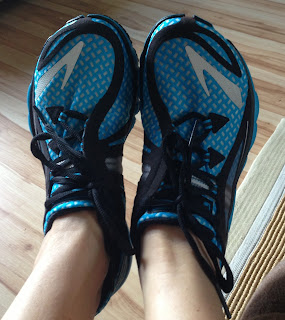 I've Graduated! - to Minimalist Running Shoes