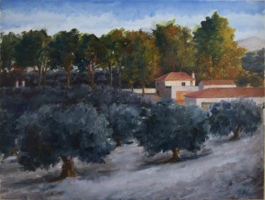 La Venta de Martos; Fuerte del Rey, Jaén (12P)