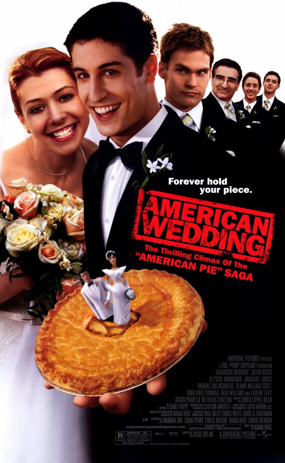 Especial American Pie  American Wedding  American Pie - O Casamento American Wedding