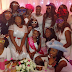 Photos from President Jonathan's daughter's (Aruabi Jonathan) bridal shower