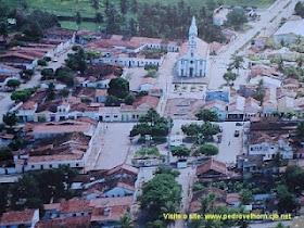Centro de Pedro Velho/RN