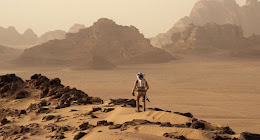 LA ESCENA DEL MES: Marte (Ridley Scott, 2015)