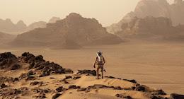 LA ESCENA DEL MES (JUNIO): Marte (Ridley Scott, 2015)