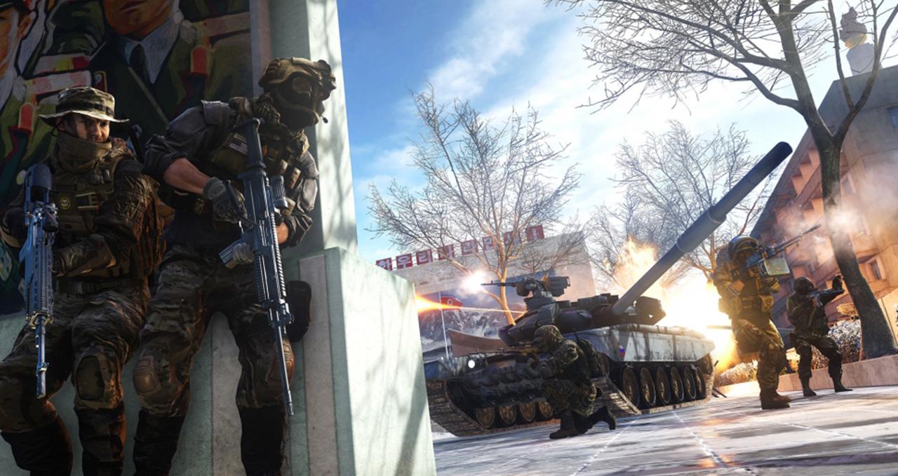 Battlefield 4 - Missão da Comunidade: 50 veículos destruídos