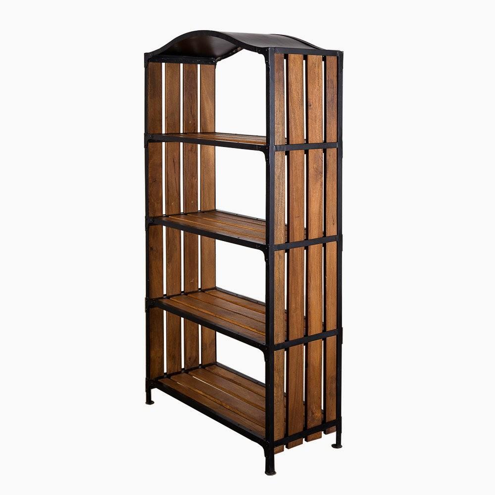 Decorgin: Industrial Bookcase and Bookshelf Design: My ...