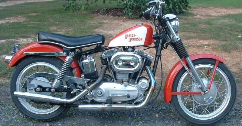 Harley Davidson Sportster 1968