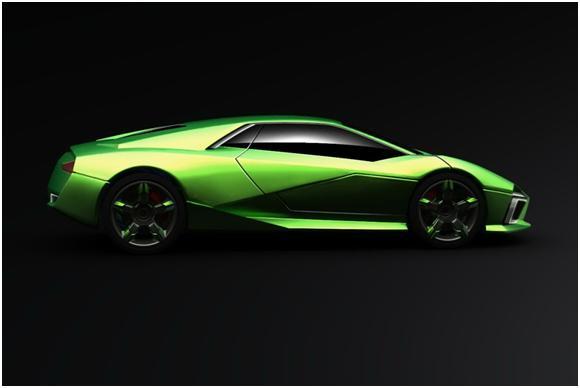 Lamborghini Timador