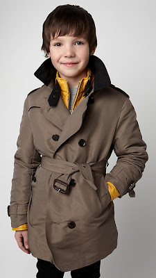 Burberry Herbst-Winter-Kollektion 2013