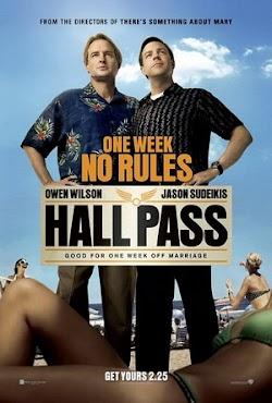 Thách Thức Đấng Mày Râu (Vé Độc Thân) - Hall Pass (2011) Poster