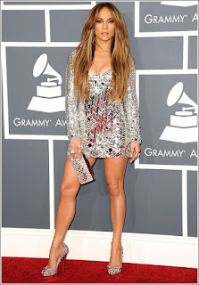 Jennifer Lopez - Grammy