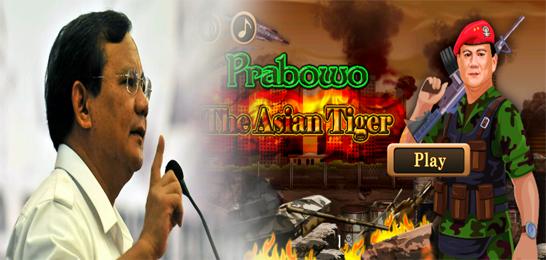 Game Prabowo The Asian Tiger Untuk Android