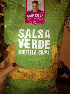 Marcela Valladolid Tortilla Chips