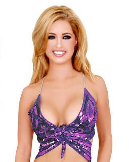 purple sequin butterfly top