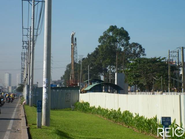 HCMC Metro Line 1: Update for December