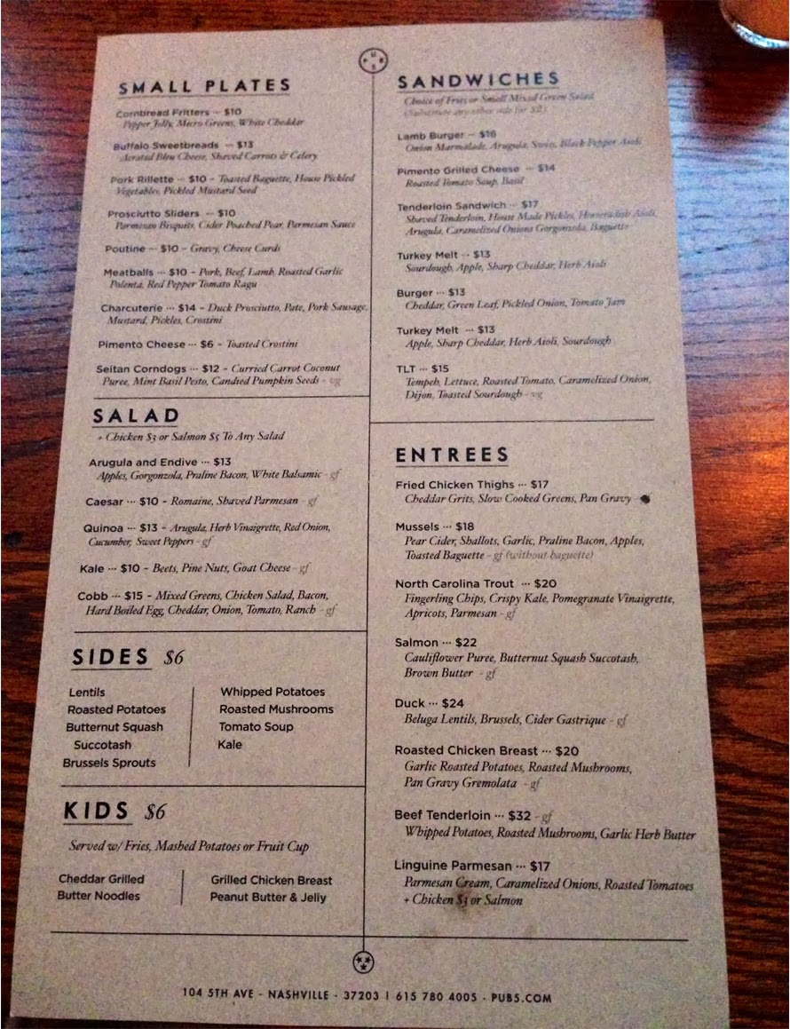 A touch of southern grace pub5 for Afghan cuisine sugar land menu
