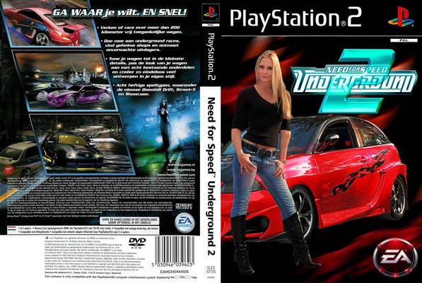 need for speed underground 2 ntsc u ps2 game verdugo. Black Bedroom Furniture Sets. Home Design Ideas