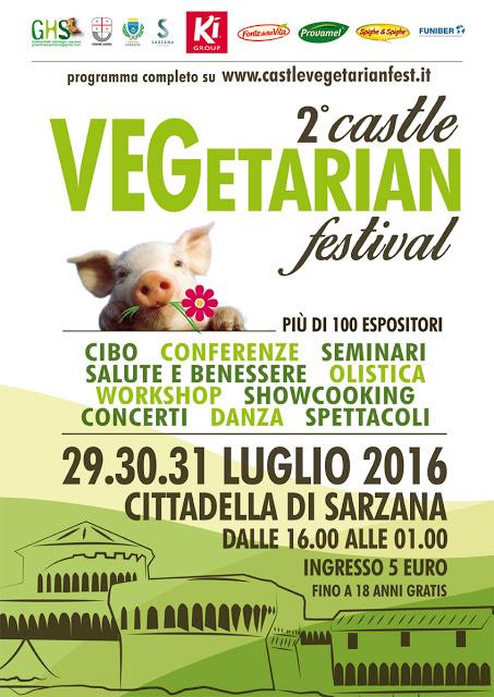 Castle Vegetarian Festival 2016