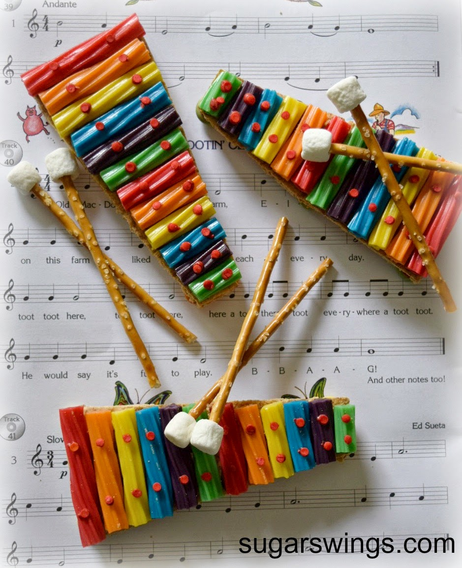 Wooden Rainbow Xylophone Sticks ~ How to make xylophone with icecream sticks choice image