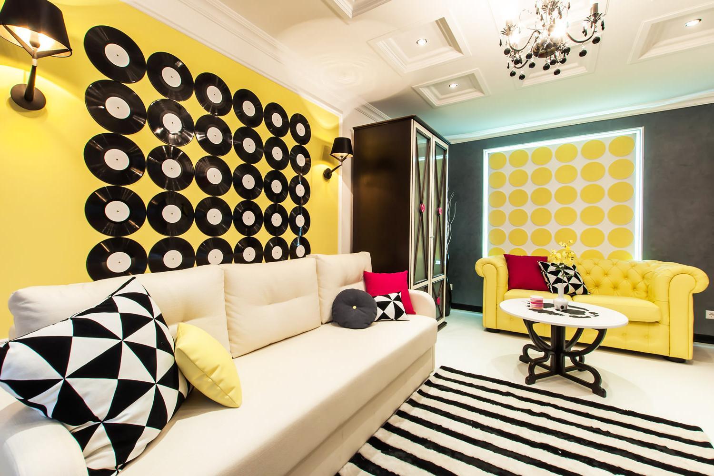 Pop Art House Design House And Home Design