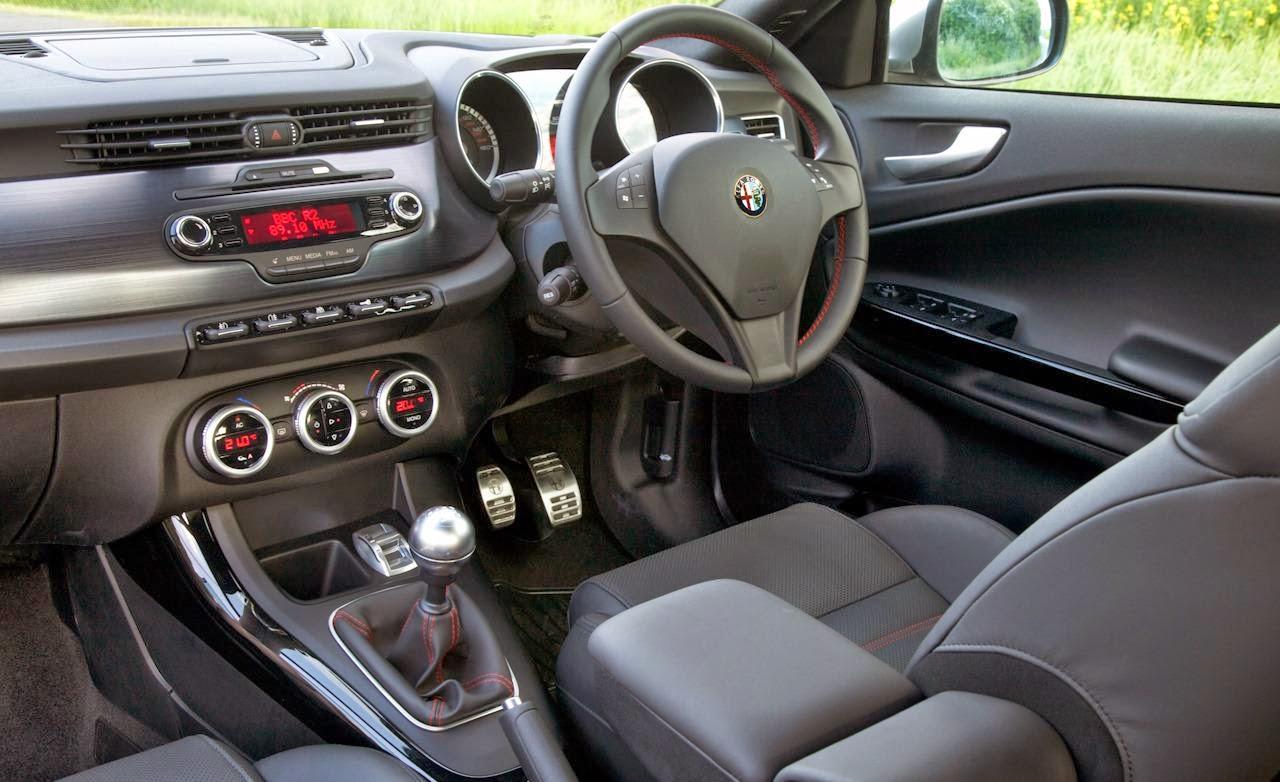 Alfa Romeo Interior Worldcar