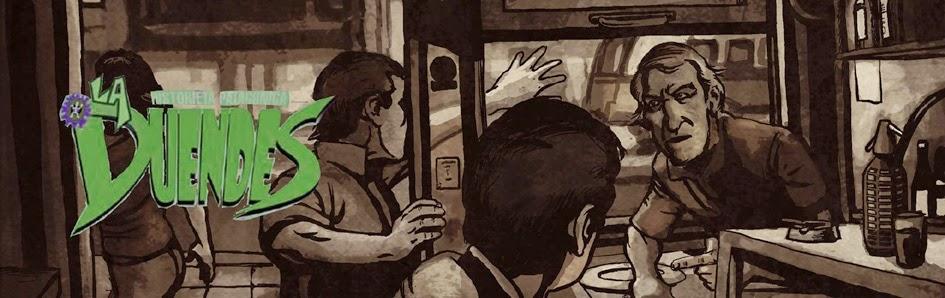 La Duendes. editora de historietas