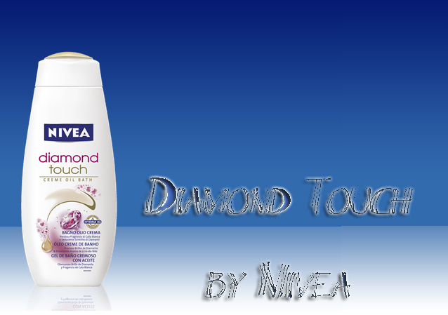 Bagnoschiuma Nivea : Plumage artist diamond touch by nivea un bagnoschiuma scintillante