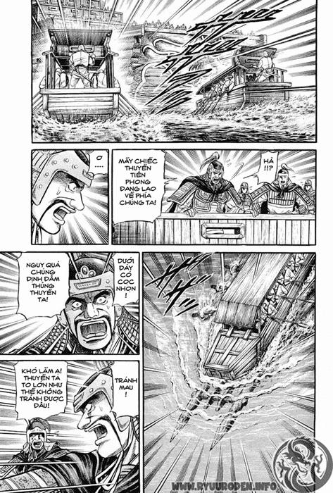 Chú Bé Rồng - Ryuuroden chap 38 - Trang 39