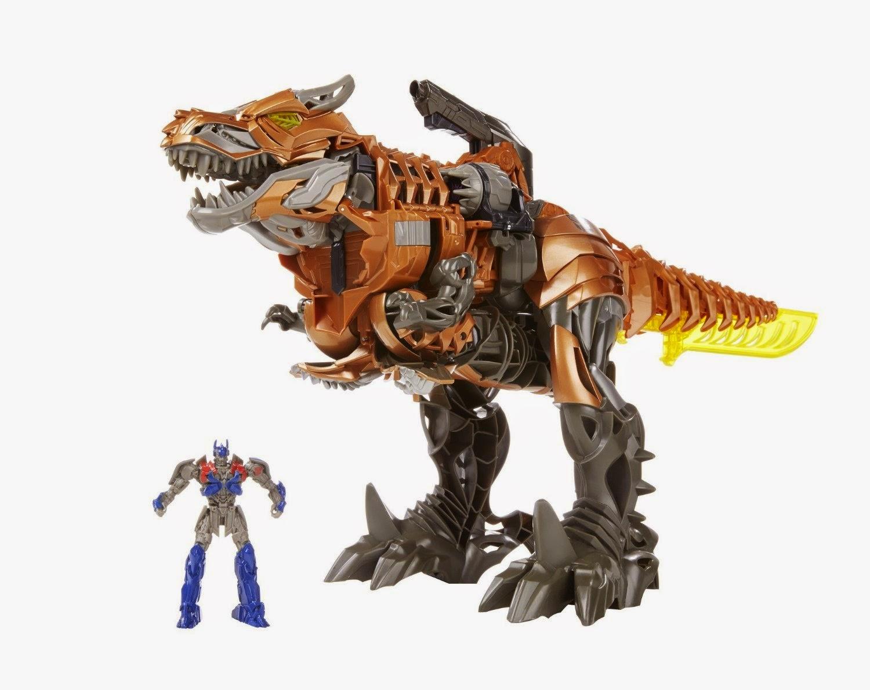 Grimlock  Transformers T-Rex novità natale 2014  Hasbro costo