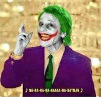 Raphael de Joker, anuncio loteria navidad