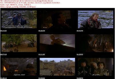 ver online Robin Hood principe de los ladrones