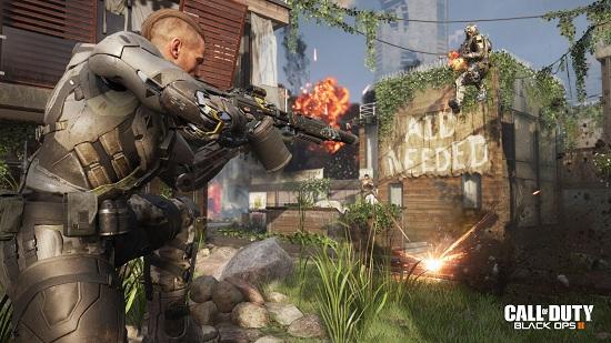 Call of Duty: Black Ops III Game play