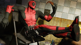 Let's Play Deadpool game video online walkthrough
