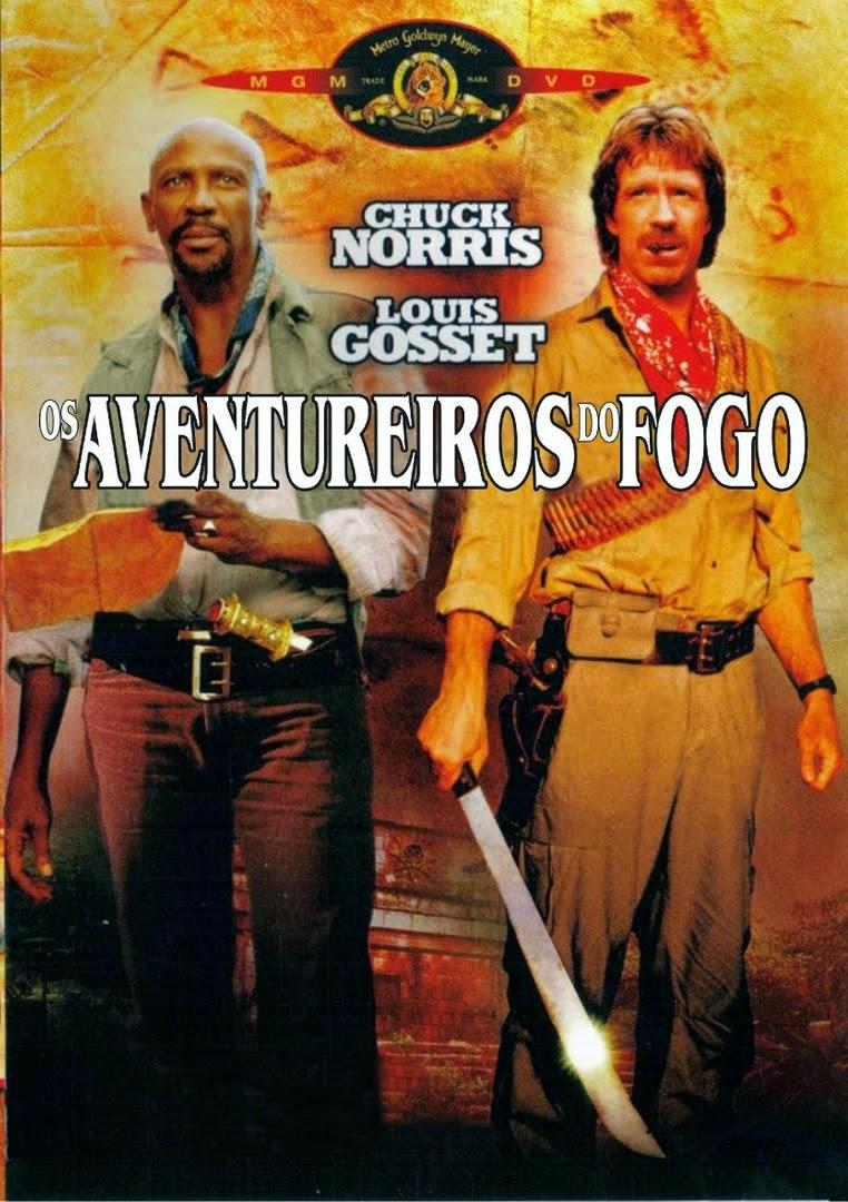 Os Aventureiros do Fogo – Dublado (1986)
