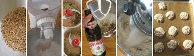 Zubereitung Bierbrötchen