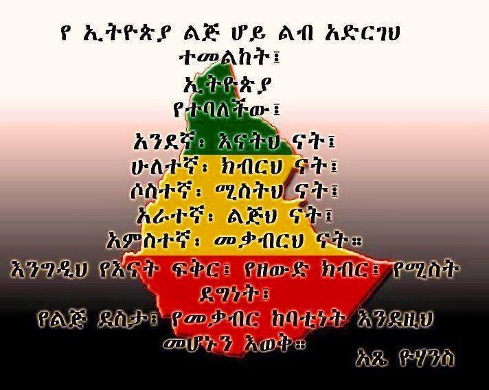 Agilla Ethiopia (አንድነት ግዴታ ለኢትዮጵያ)