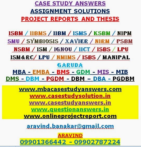 50 questions on 2013 business & management paper 1 case study answers