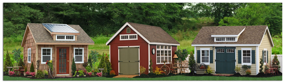 Garden Sheds Pa sheds for sale in pa | garden sheds for nj, ny, ct, de, md, va and wv