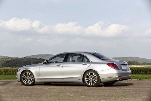 2015 New Mercedes-Benz S550 Plug-In Hybrid