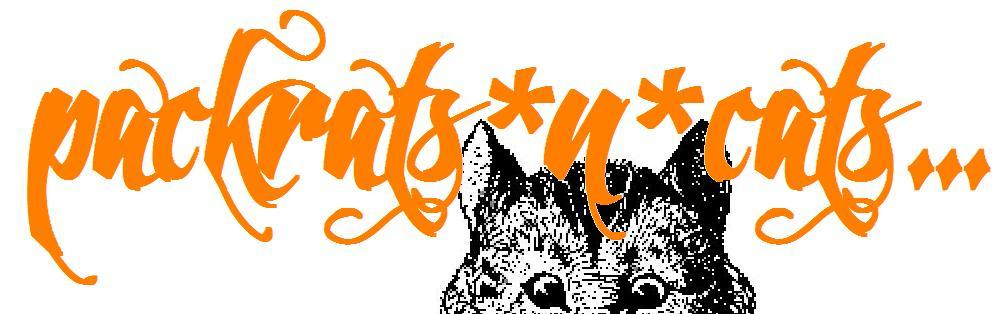 packrats*n*cats blog