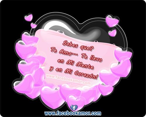 Postales de amor para facebook - Imágenes Bonitas para Facebook ...
